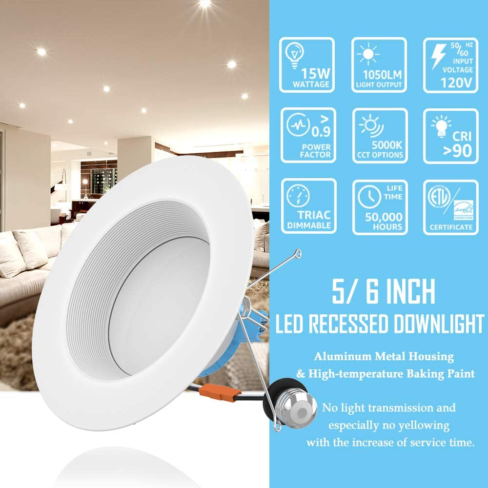 Litopcore Led Down Light - HALO Series