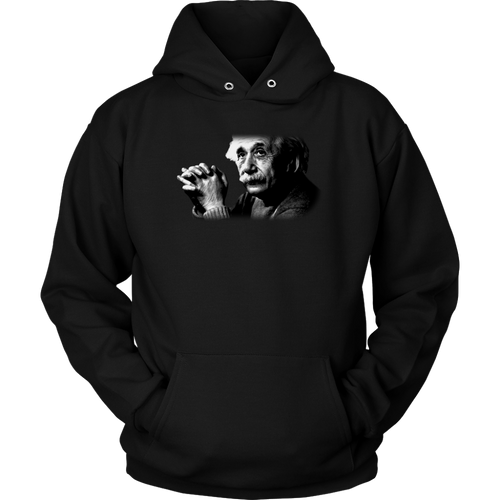 Einstein Hoodie - Motives WorldWide