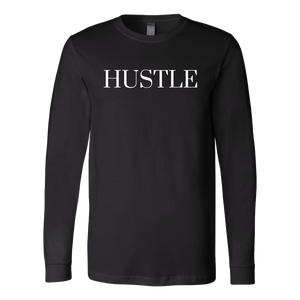 Hustle Long Sleeve | Black - Motives WorldWide