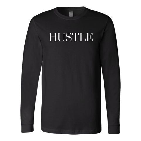 Hustle Long Sleeve | Black