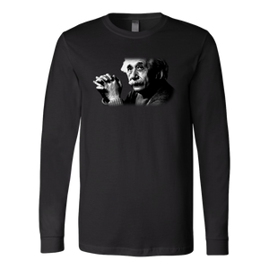 Einstein Long Sleeve - Motives WorldWide