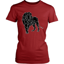 Lion Women's T-Shirt - Motives WorldWide