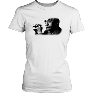 Einstein Women's T-Shirt - Motives WorldWide