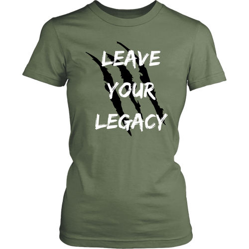Leave Your Legacy Women's Tee - Motives WorldWide