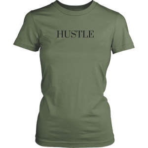 Hustle Women's T-Shirt | Fresh Fatigue - Motives WorldWide