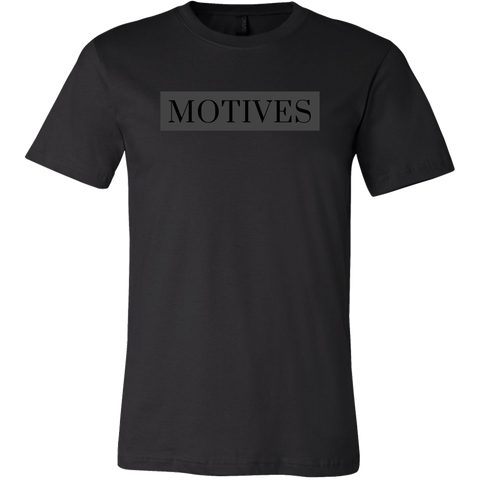 Classic MOTIVES Tee - Black