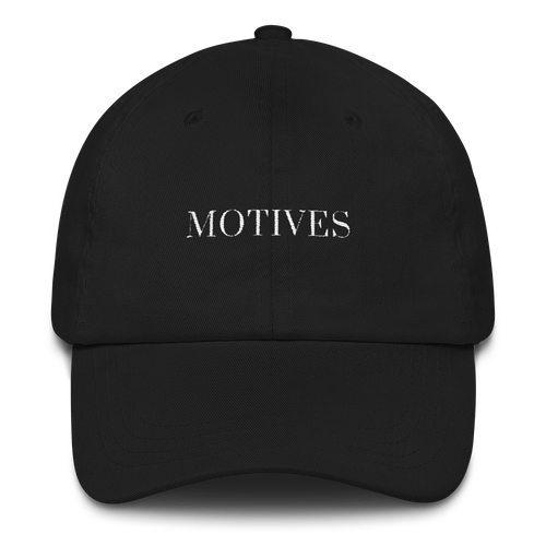 Classic Motives Dad Hat - Motives WorldWide