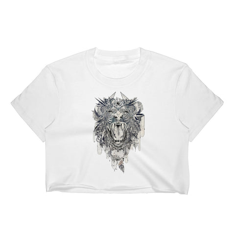Awaken The Beast Crop Top
