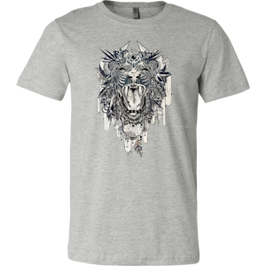 Awaken The Beast Men's T-Shirt - Motives WorldWide