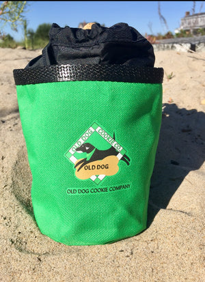 Old Dog Cookie Company Tote Bags