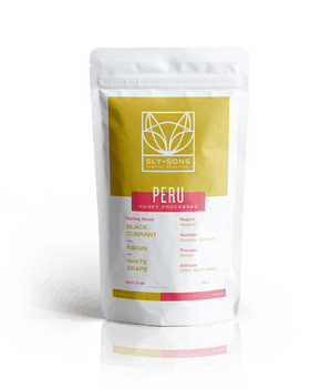 Peru Honey Processed