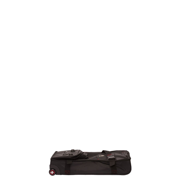 Tour Manager Deluxe 30in Split Level Rolling Duffel Bag, Black