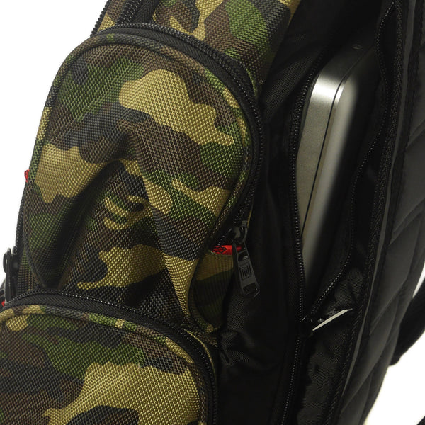Refugee Woodland Camouflage FŪL Tech Backpack-Ful Luggage-Christmas-Sale!-50%-Off-with-code-HolidayFul50