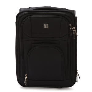 Pilot Under-Seat Carry-On Luggage, Black