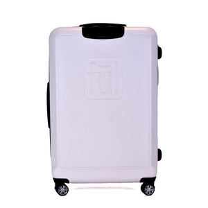 Scribble 29 Inch Expandable Spinner Rolling Luggage Suitcase
