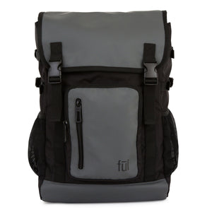 Alpha Laptop Backpack, Grey