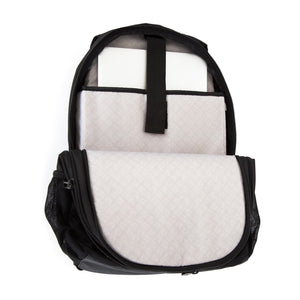 Alto Laptop Backpack, Black