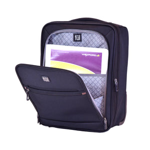 Element Underseat Carry-On Luggage, Black