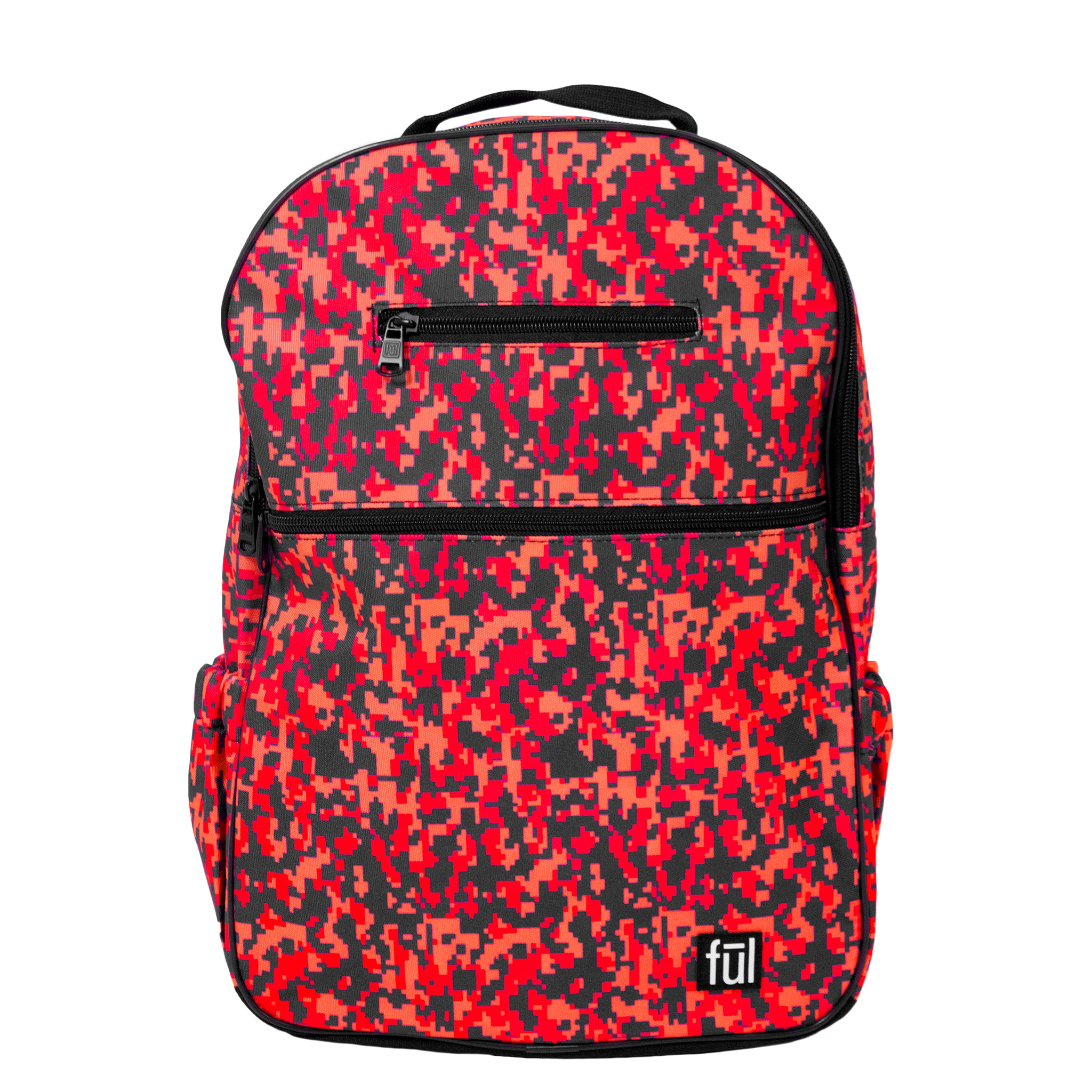 Accra Fashion Laptop Backpack, Pink Camo