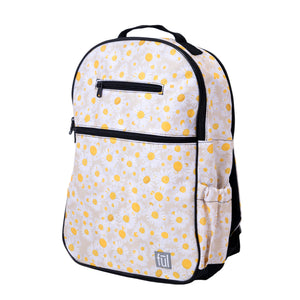 Accra Fashion Laptop Backpack, Daisy Print
