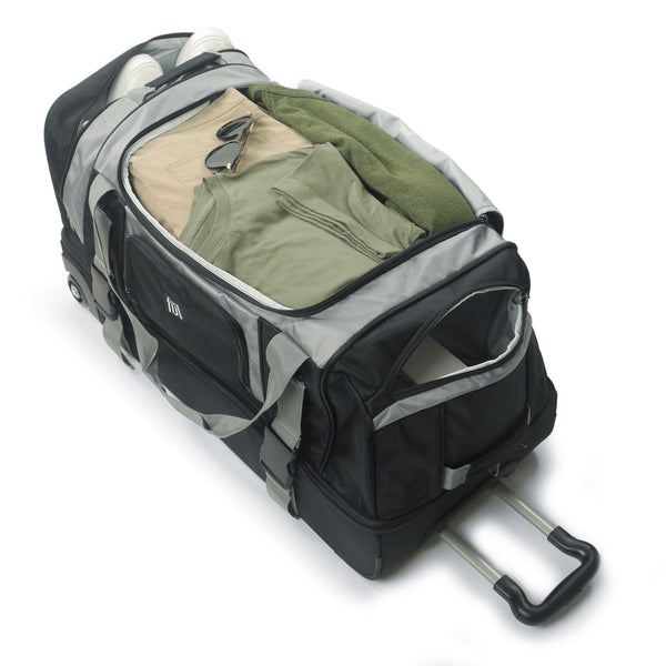 Rig 30in Rolling Duffel Bag
