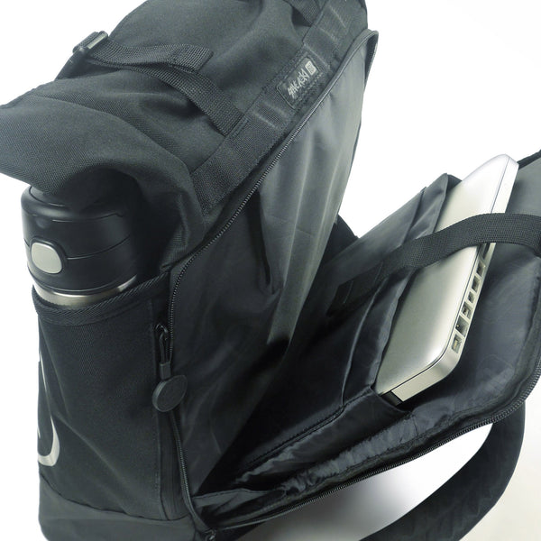 Steve Aoki FŪL FANG Rolltop Laptop Backpack