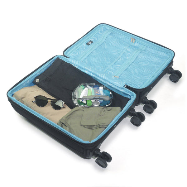 Steve Aoki FŪL ARTIST Carry-On Luggage Spinner