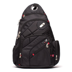 Brick House Laptop Sling Backpack