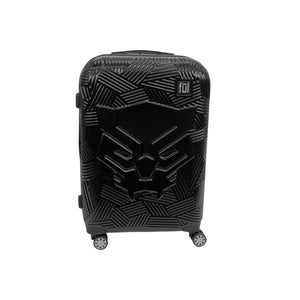 Marvel Black Panther Icon Molded Hard Sided 21in Rolling Luggage