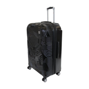 Marvel Black Panther Icon Molded Hard Sided 25in Rolling Luggage