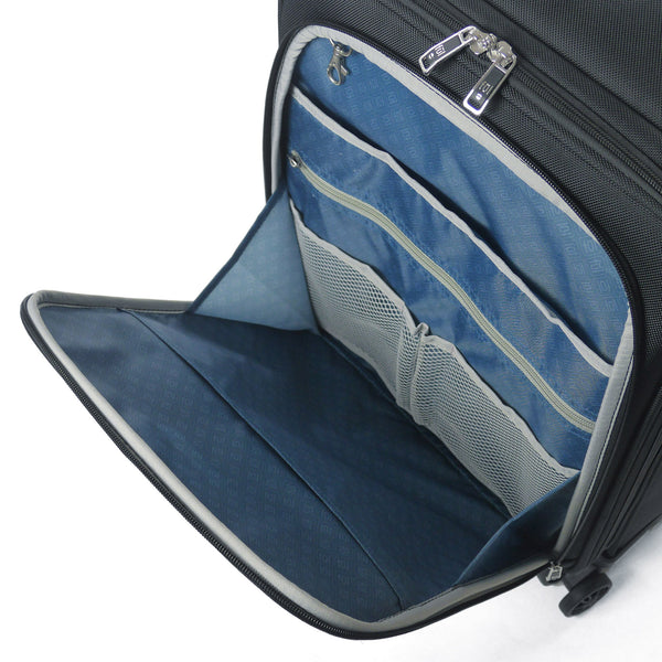 "Escape 21"" Soft Sided Business Carry-on Luggage"