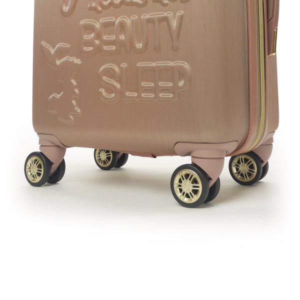 "FŪL Disney Princess Aurora Sleeping Beauty Hard-sided 21"" Carry On Luggage"