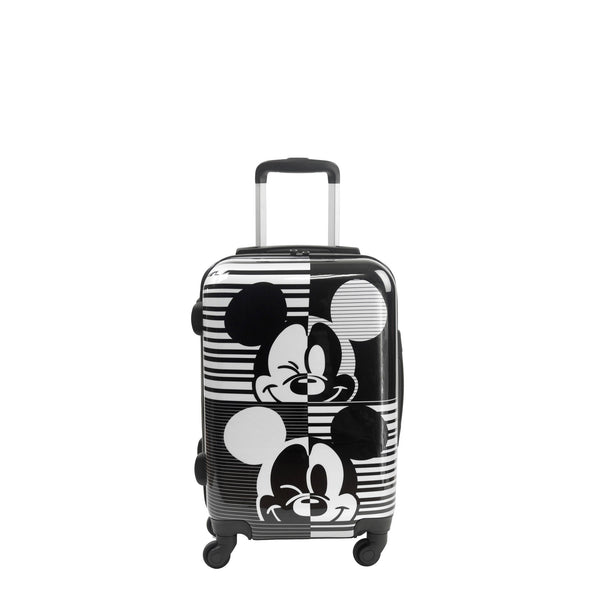 Disney Ful Mickey Mouse Printed 21in Luggage Spinner