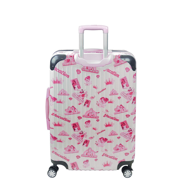 "Disney Princesses Badges FŪL 29"" Spinner Rolling 29-inch suitcase"