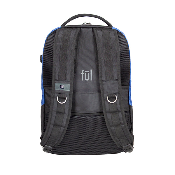 Jasper Laptop Backpack, Blue