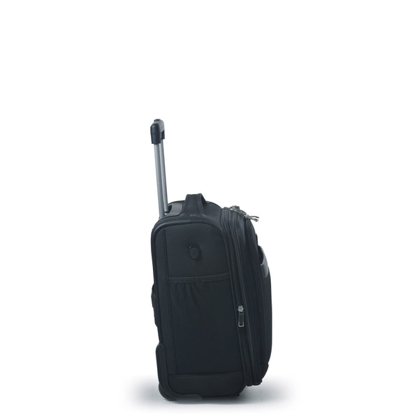 "Mission 18"" Soft Sided Under seat Carry-on Luggage"