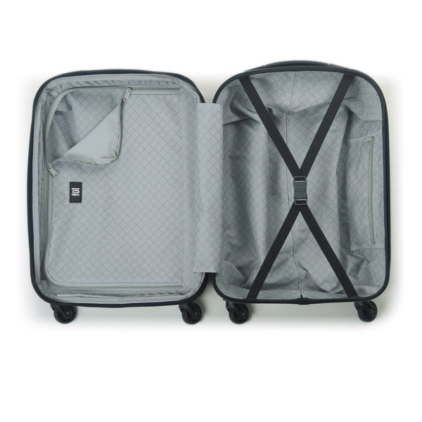 Marquise Series Hardsided 3 Piece Luggage Set