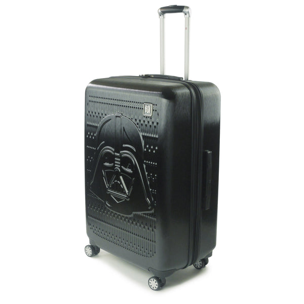 FUL Star Wars Darth Vader Embossed 29in Spinner Suitcase