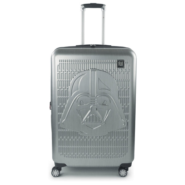 FUL Star Wars Darth Vader Embossed 29in Spinner Suitcase-Ful Luggage-Christmas-Sale!-50%-Off-with-code-HolidayFul50
