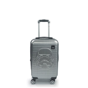 FUL Star Wars Storm Trooper Embossed 21in Spinner Suitcase