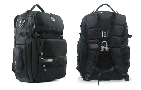 Steve Aoki FŪL ARTIST Laptop Backpack
