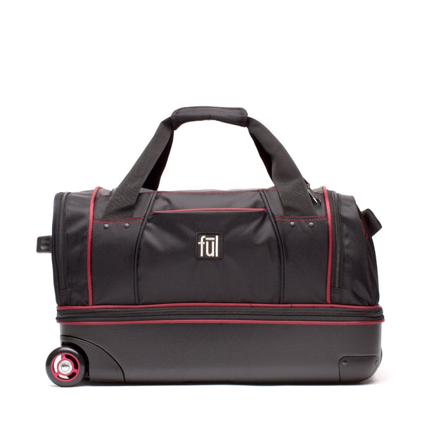 Flx 28in Hybrid Rolling Duffel Bag, Split Level Storage
