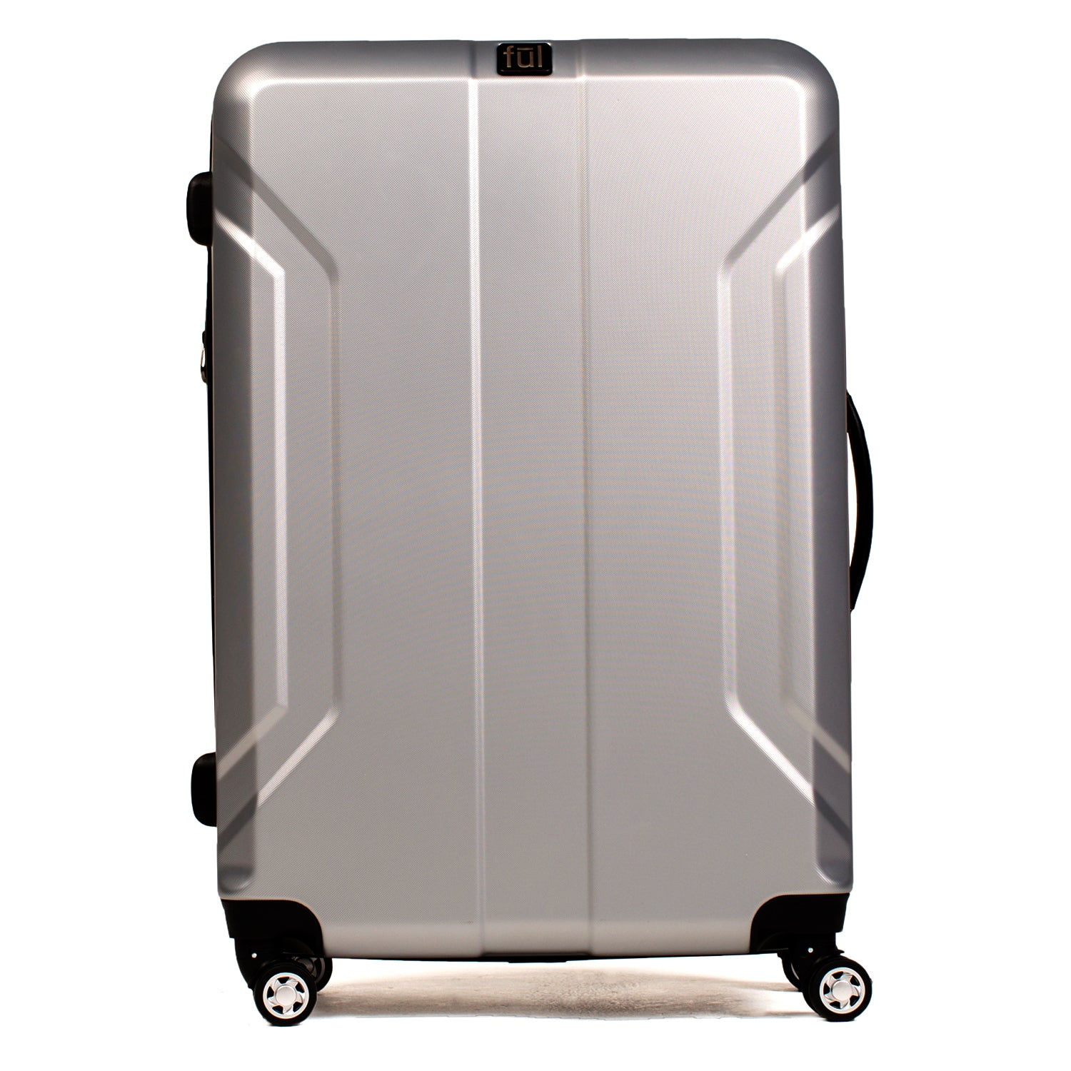 Payload 29in Spinner Rolling Luggage, Silver