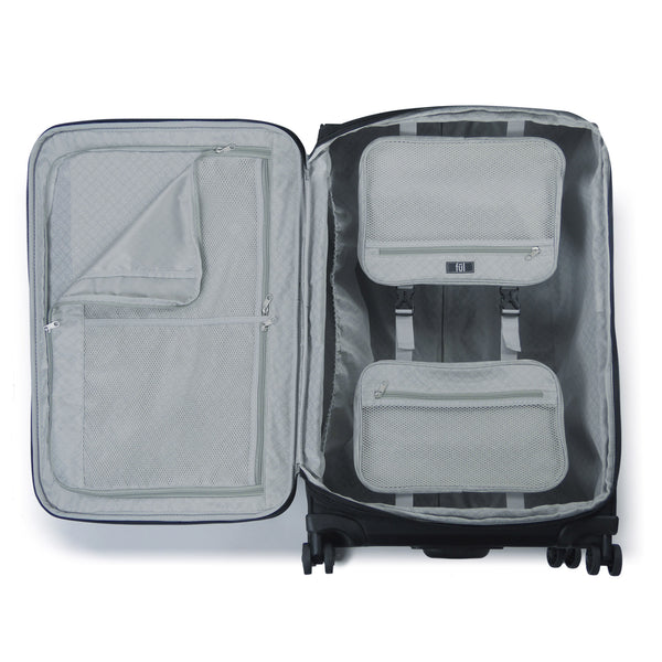 Heritage Classic Soft-Sided 3 Piece Soft sided Luggage Set