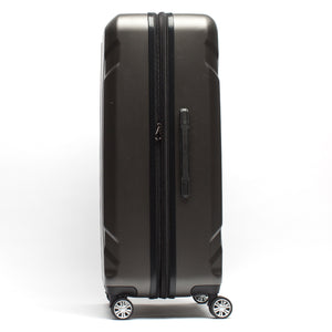 Payload 29in Spinner Rolling Luggage, Charcoal