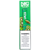 NiC STIX Disposable Vape Device - 1PC - Ohm City Vapes