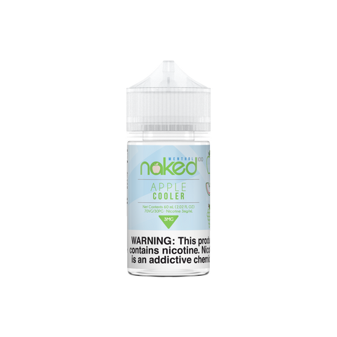 Apple Cooler by Naked 100 - 60ml - Ohm City Vapes