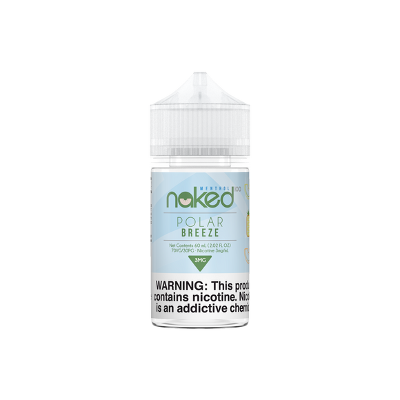 Naked 100 Melon Menthol 60mL - Ohm City Vapes