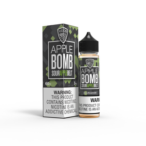 VGOD Apple Bomb 60mL - Ohm City Vapes