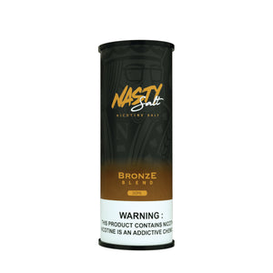 Nasty Bronze Blend Salt 30mL - Ohm City Vapes